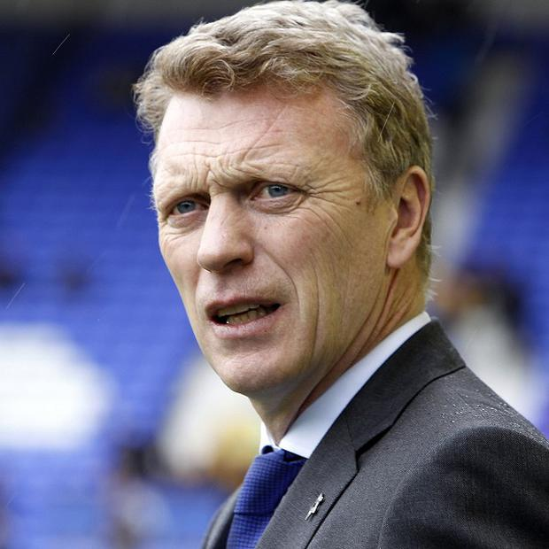David Moyes has made his first signing as Manchester United manager