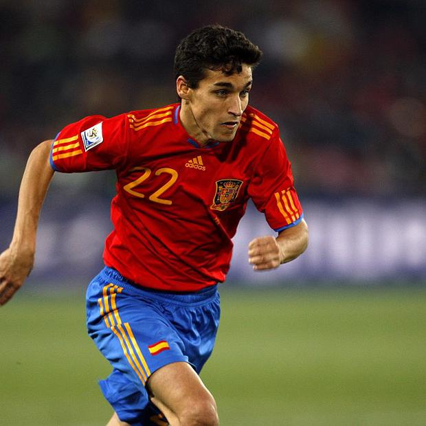Spain international Jesus Navas is heading to Manchester City