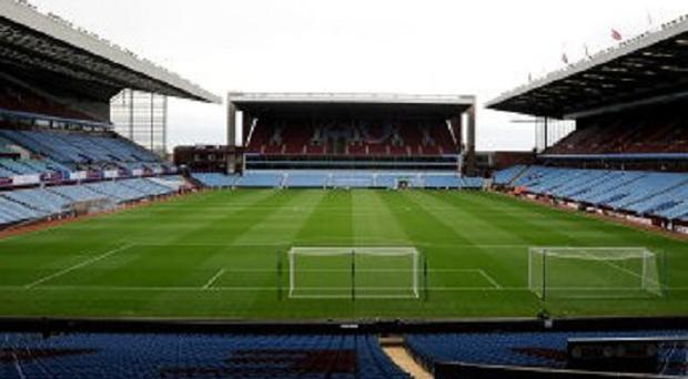 Jores Okore is the latest young player to arrive at Villa Park