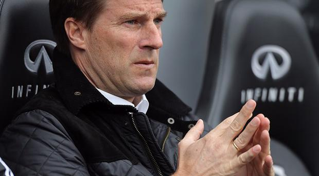 Michael Laudrup'a agent insists the Swansea boss is not set to leave the club