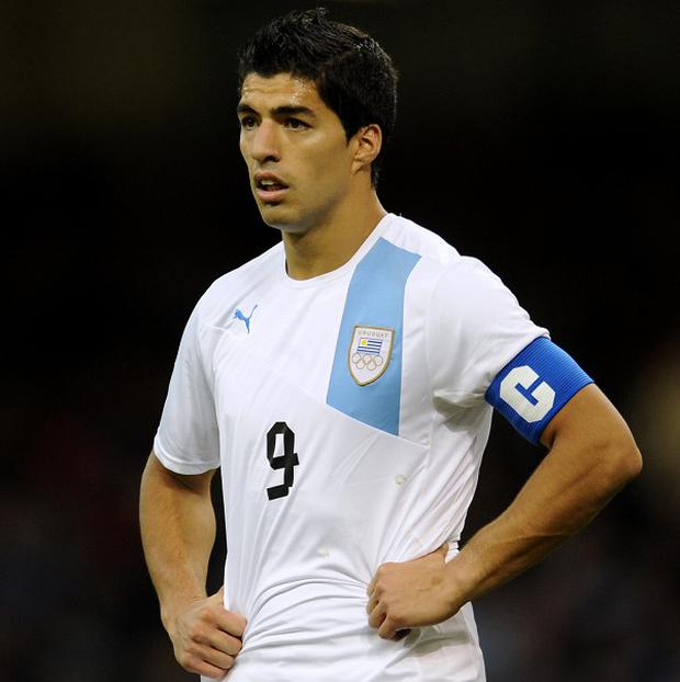 Luis Suarez will play against Spain in the Confederations Cup this weekend