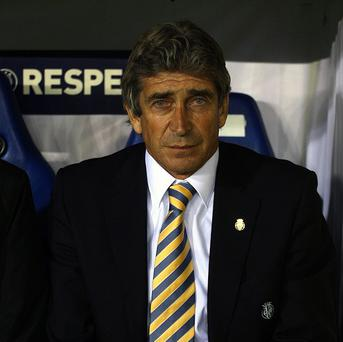 Manuel Pellegrini will begin work as Manchester City's new manager on June 24
