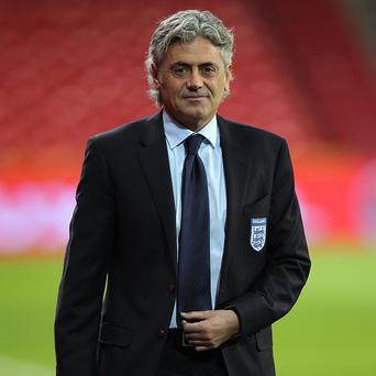 Franco Baldini has accepted a role at Tottenham