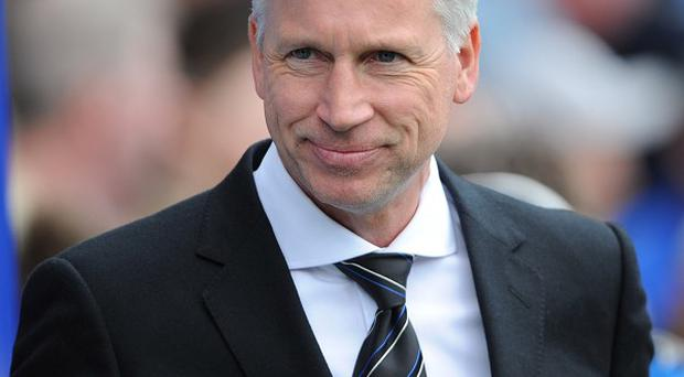 Alan Pardew has committed his future to Newcastle