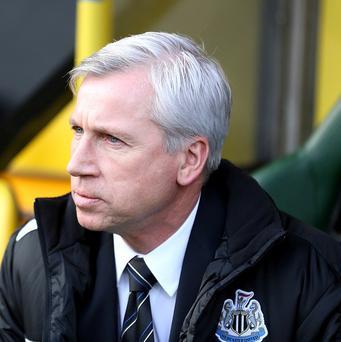 Alan Pardew has no plans to leave Newcastle