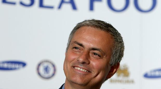 Jose Mourinho's Chelsea play Hull in the clubs' first Premier League fixture of the season