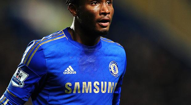 John Obi Mikel has been linked with a move to Turkey