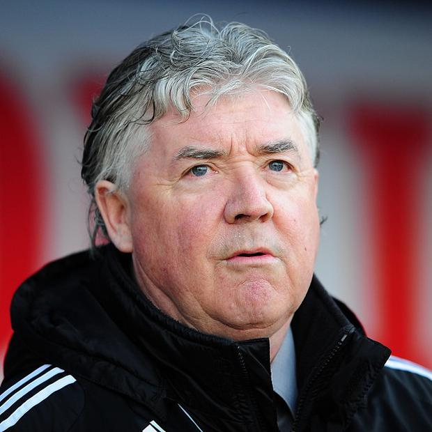 Joe Kinnear has returned to Newcastle as director of football