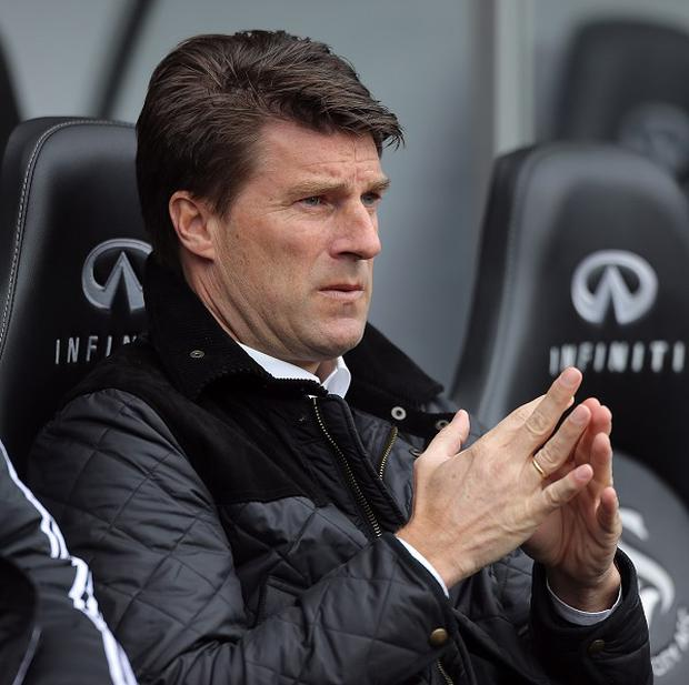 Michael Laudrup could be about to add to his Swansea squad