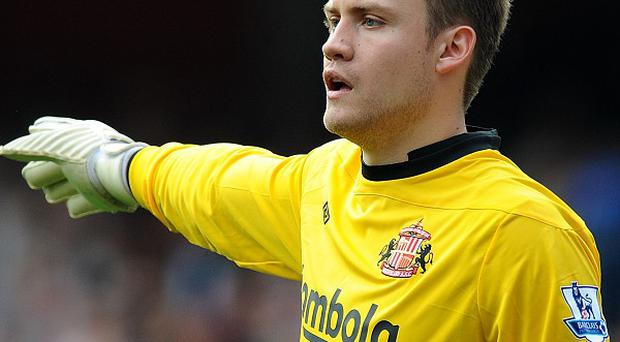 Simon Mignolet joined Sunderland from Sint-Truiden in 2010