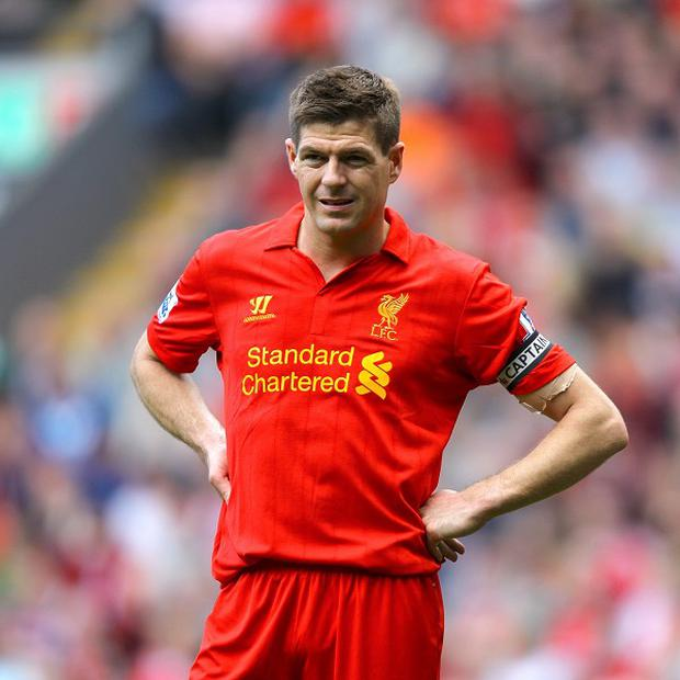 Steven Gerrard is closing in on a return to fitness following a shoulder problem