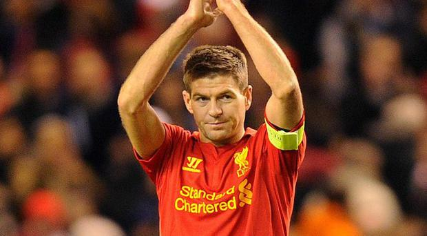 Steven Gerrard is pleased to see Liverpool active in the transfer market