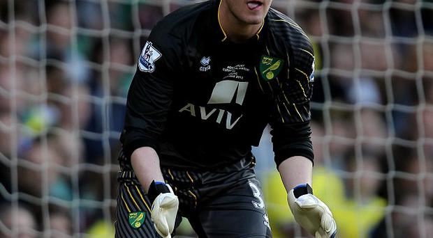 Jed Steer made 16 appearances for Norwich at senior level