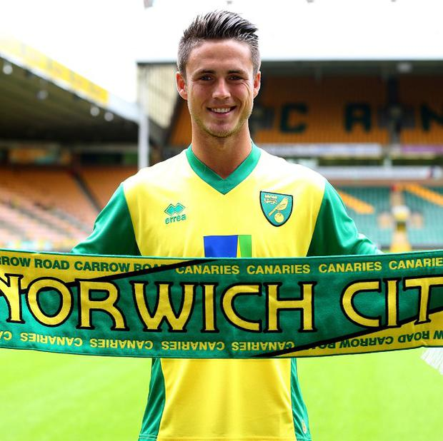 Ricky van Wolfswinkel is confident he can score goals in the Premier League