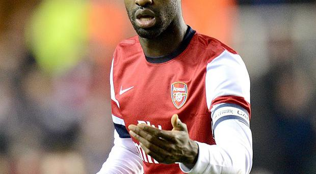 Johan Djourou could join Hamburg on a permanent basis next summer