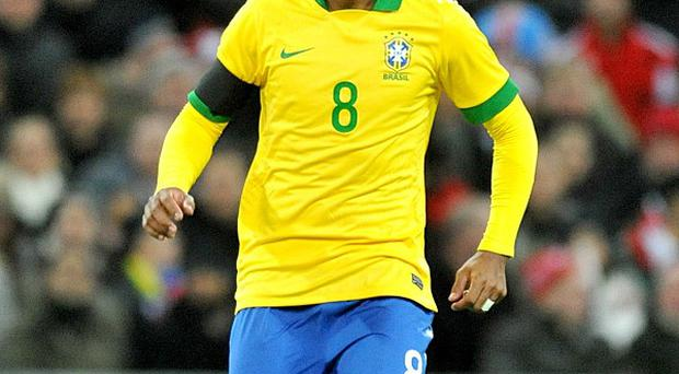 Paulinho's name continues to be linked with a move to Tottenham
