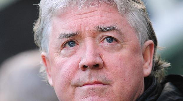 Joe Kinnear stared work as director of football at Newcastle on Monday