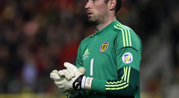 Allan McGregor has linked up with Hull