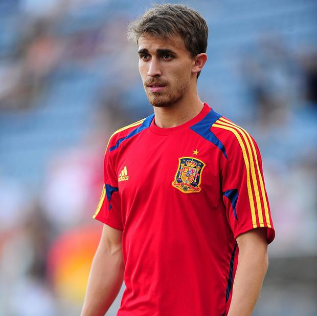 Marc Muniesa was part of Spain Under-21s victorious campaign in Israel