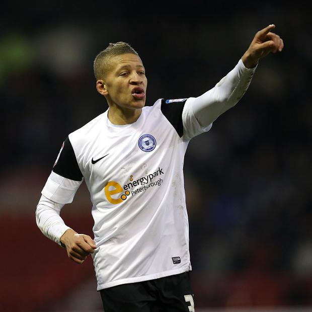 Dwight Gayle has joined Crystal Palace on a four-year contract