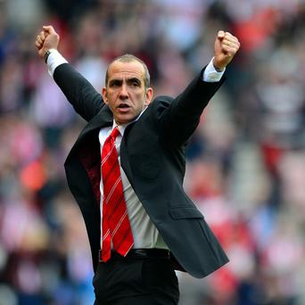 Paolo Di Canio is looking for talented players with plenty of character