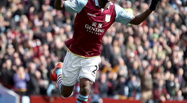 Christian Benteke scored 23 goals for Aston Villa last season