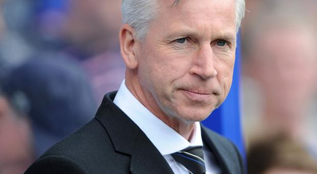 Alan Pardew has never contemplated leaving Newcastle