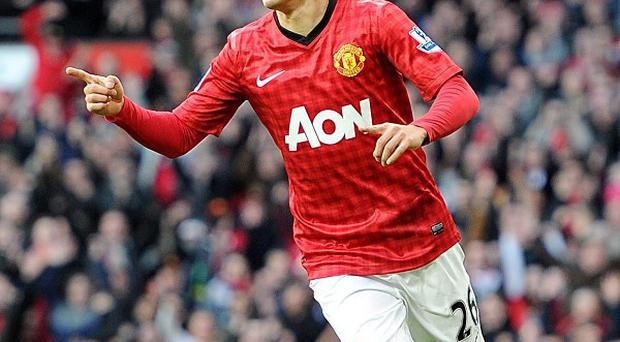 Shinji Kagawa wants to improve next season