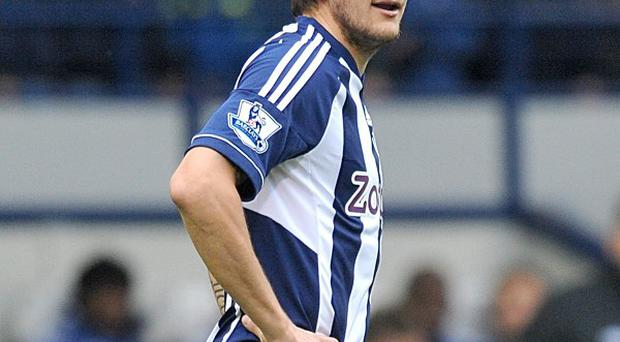 Goran Popov is to return to West Brom on another season-long loan deal