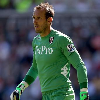 Mark Schwarzer opted to leave Chelsea's neighbours Fulham at the end of last season