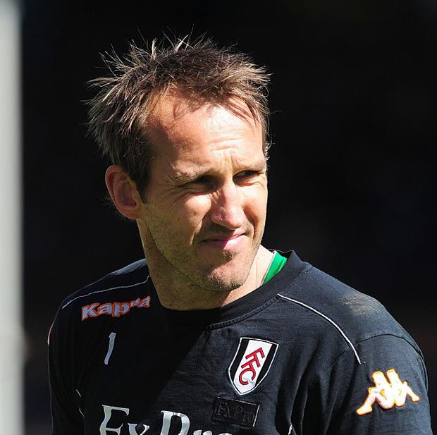 Mark Schwarzer is thrilled to be at a club as big as Chelsea
