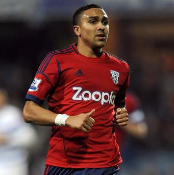 Jerome Thomas is relishing the prospect of working with Ian Holloway