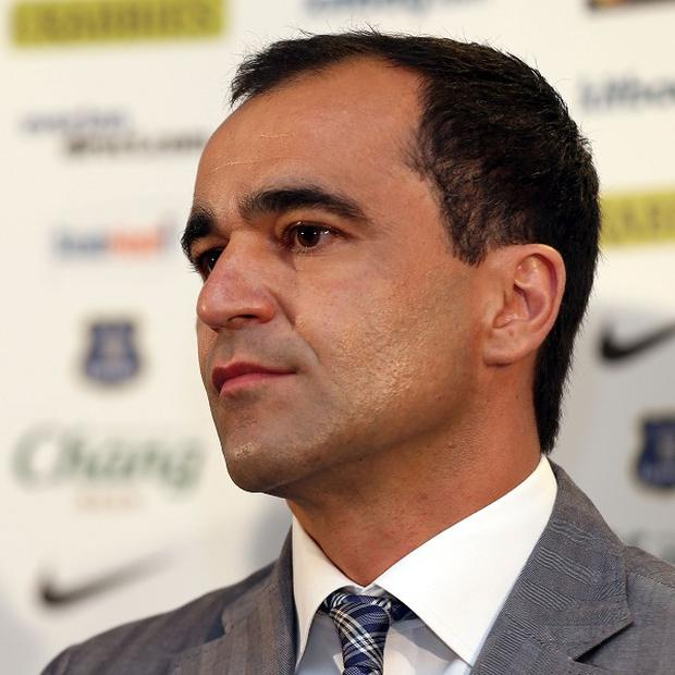 Roberto Martinez has had an active few days in the transfer market
