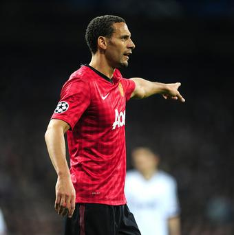 Rio Ferdinand has been impressed with his team-mates in pre-season training