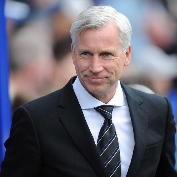 Alan Pardew is confident he can keep hold of his best players