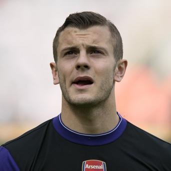 Jack Wilshere has been troubled by injury woe throught his short career so far
