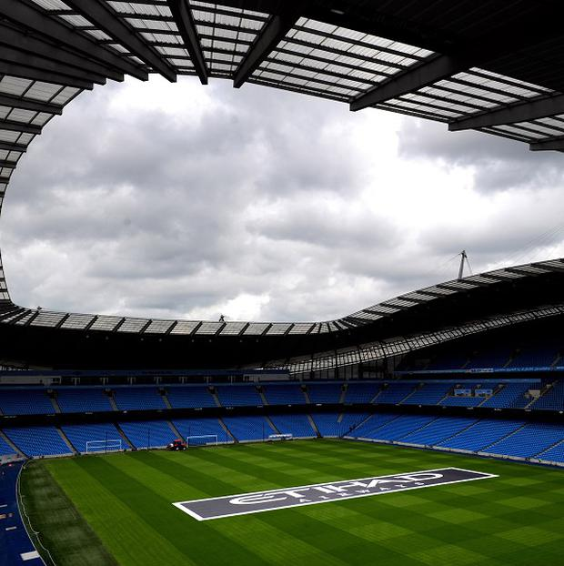 Manchester City plan to increase the Etihad Stadium's capacity