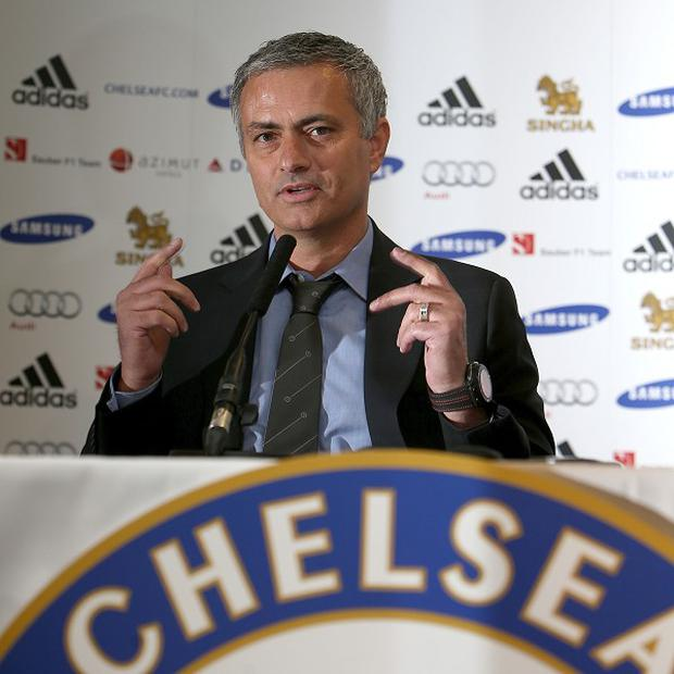 Jose Mourinho won five trophies in his first spell at Chelsea