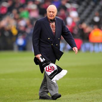 Mohamed Al Fayed transformed Fulham from a third-tier outfit to an established Premier League side since taking over