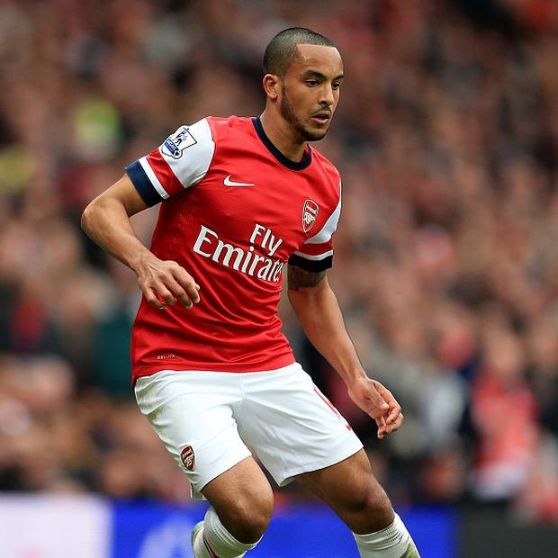 Theo Walcott wants Arsenal to kick on next season