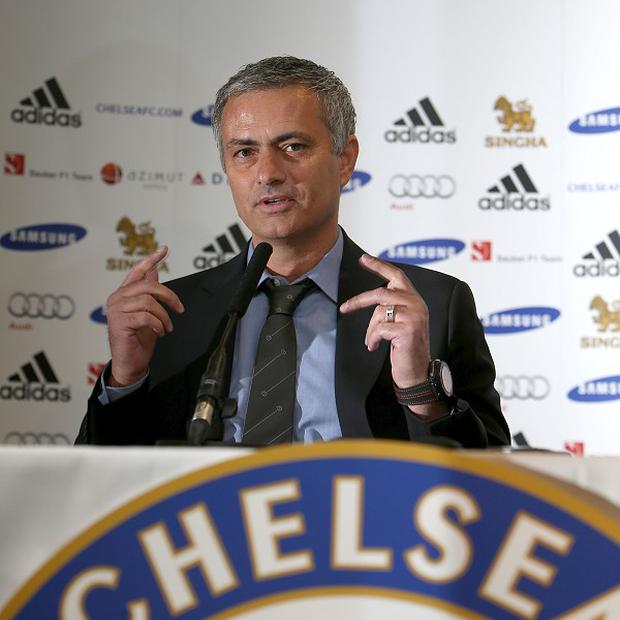 Jose Mourinho believes he is building something special at Chelsea
