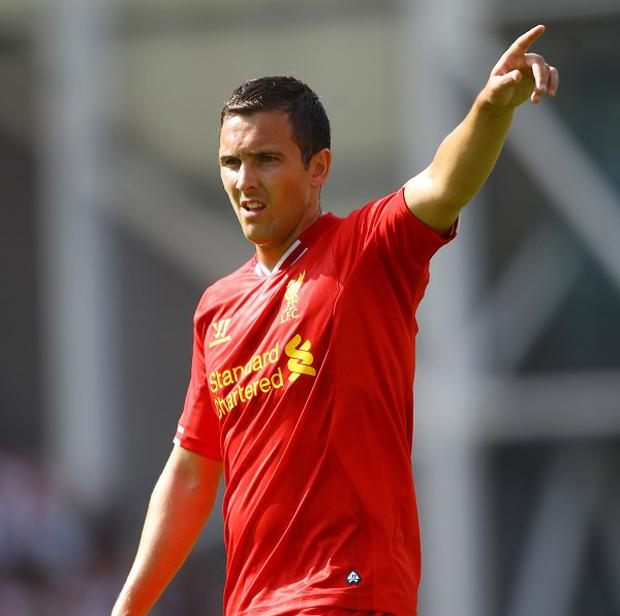 Stewart Downing has no plans to head for the Anfield exit door