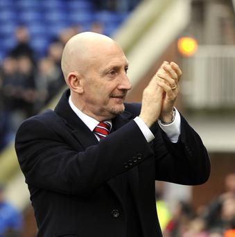 Ian Holloway, pictured, has signed Jose Campana from Sevilla