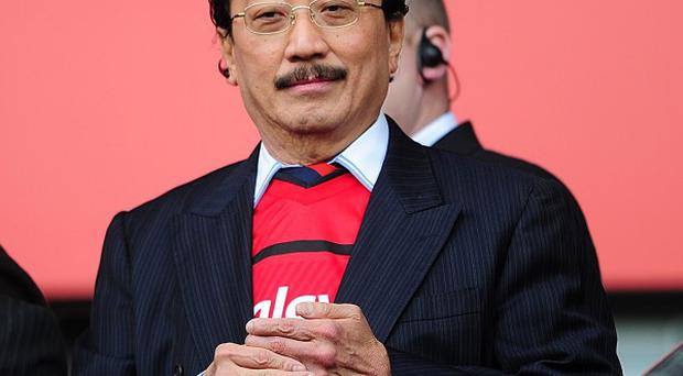 Vincent Tan has threatened to walk away from Cardiff