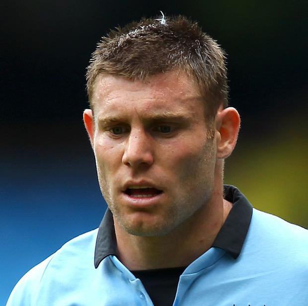 James Milner scored in Manchester City's defeat against AmaZulu