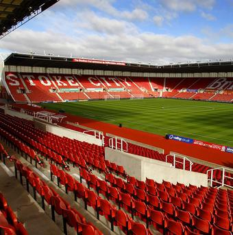 Dave Wright has been appointed academy director at the Britannia Stadium