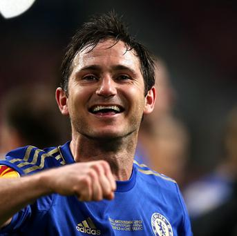 Jose Mourinho explained that Frank Lampard, pictured, is an important player and his fitness will not be risked