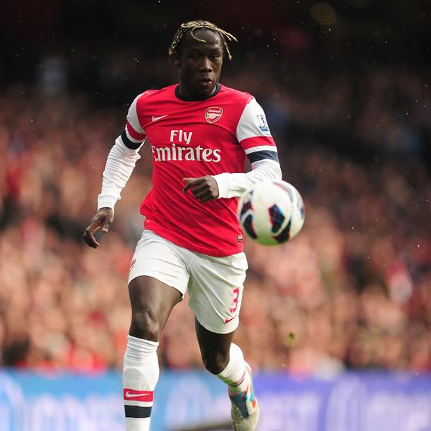 Bacary Sagna says he wants to stay at Arsenal
