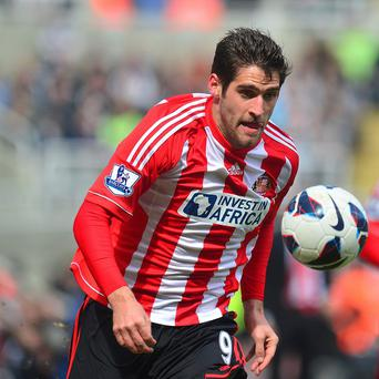 Danny Graham has yet to score in Sunderland colours