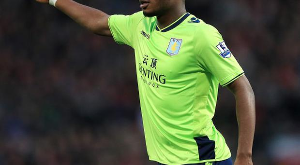 Christian Benteke has committed his future to Aston Villa until 2017